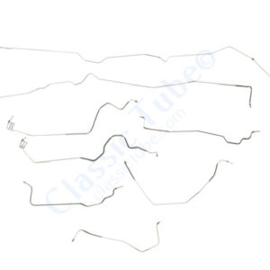 Chevy / GMC Pick Up Brake Line Kit  2WD Long Bed -1983,1984,1985,1986,1987