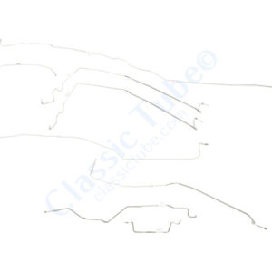 Chevy / GMC Pick Up Brake Line Kit  4WD Extended Cab Short Bed -1999,2000