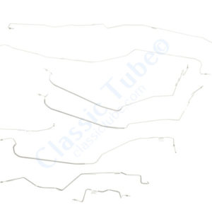 Chevy / GMC Pick Up Brake Line Kit  4WD Regular Cab Short Bed -1999,2000