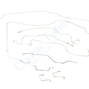 Chevy / GMC Pick Up Brake Line Kit  4WD Crew Cab Long Bed -2003,2004,2005,2006