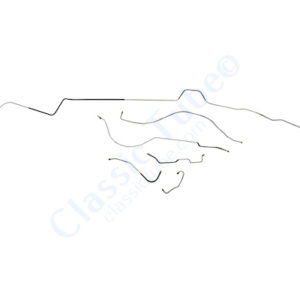 Ford Edsel Brake Line Kit  (1958-60) -1958,1959,1960