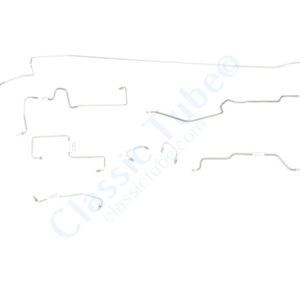 Jeep Wrangler Brake Line Kit  With ABS -1997