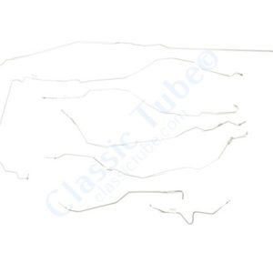 Chevy / GMC Pick Up Brake Line Kit  4WD Extended Cab Long Bed -2003,2004,2005,2006
