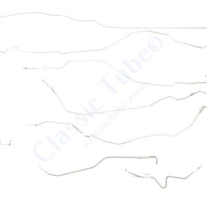 Chevy / GMC Pick Up Brake Line Kit  4WD Crew Cab Short Bed -2003,2004,2005,2006