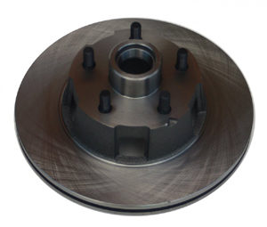 Ford  Mustang Front Rotor -1968,1969,1970,1971,1972,1973